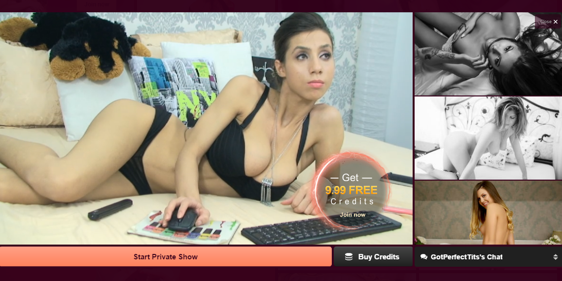 camgirl chatrooms